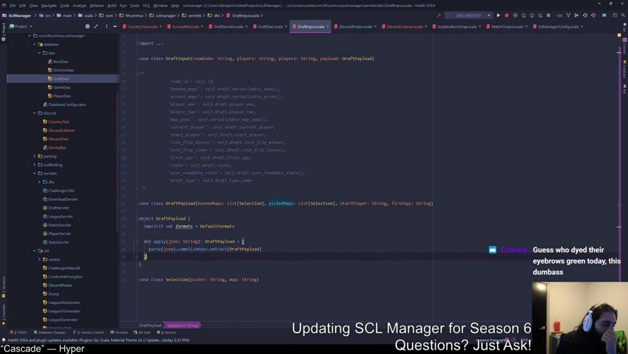 [Scala] SCL Season 6 Updates