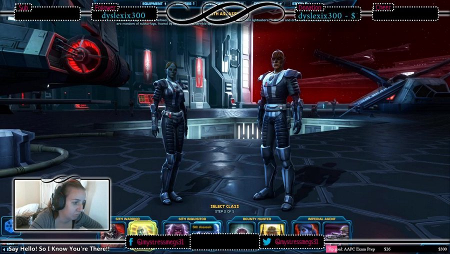 Bday Month, SWTOR, Relaxed Day. Come By & Say Hey.. Road To #TwitchAffiliate.