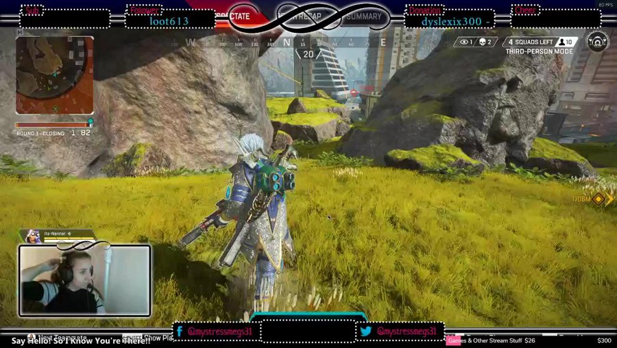#ApexLegends. Come By & Say Hey.. Road To #TwitchAffiliate.