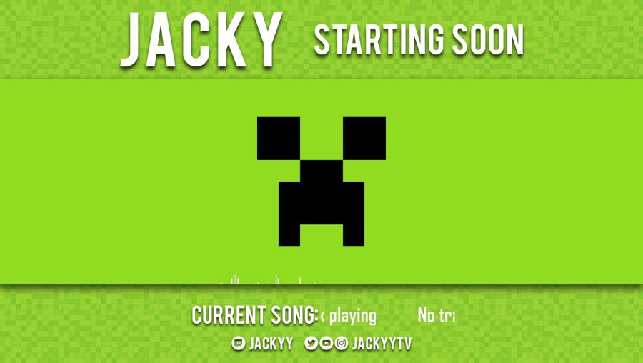 I am back again! Starting off with a tour of my 5 star island, then Minecraft Dungeons later! | Twitter: @JackyyTV