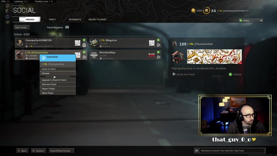 New Warzone stuff and things?[Warzone]