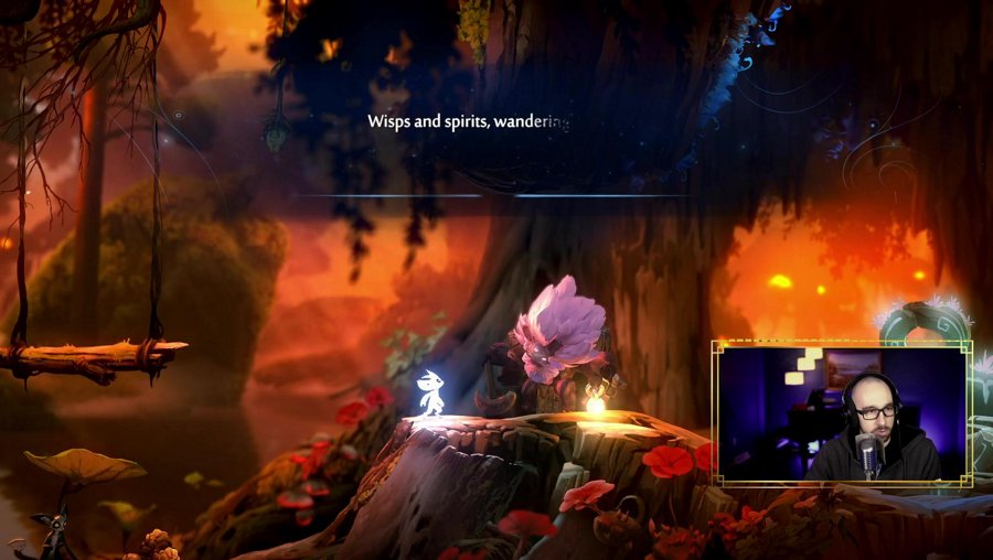Light Cat Strikes Back [Ori and the Will of the Wisps]