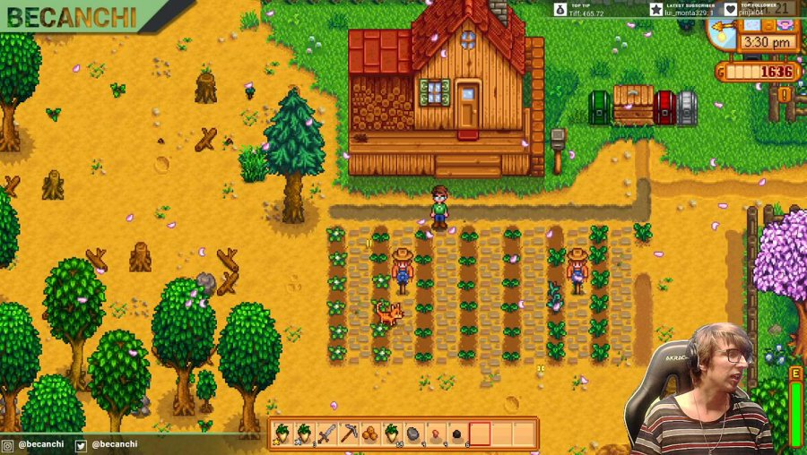 Stardew Valley with tiff | songrequest = on