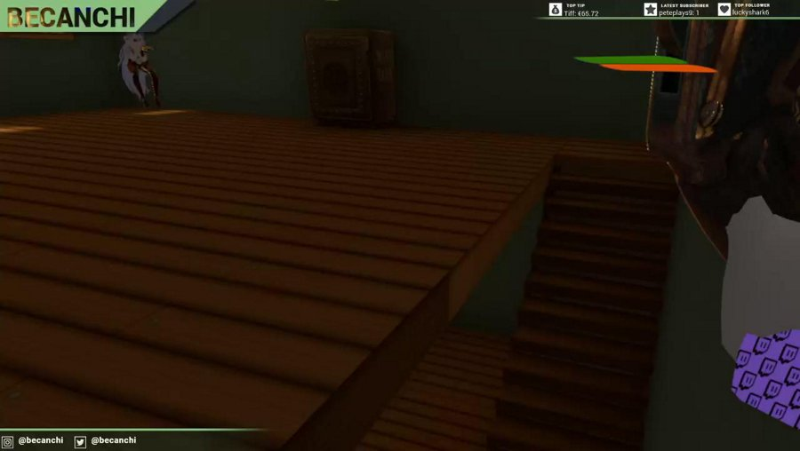 [EN] Becanchi chillin, gaming and chatting with Friends on vrchat | !sr = cc on