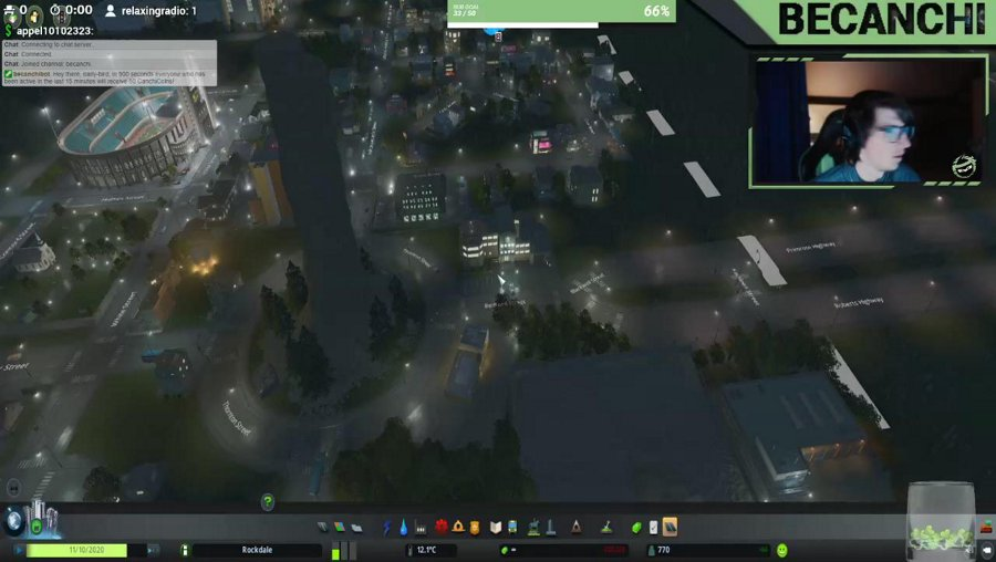 [EN] Chill chat + Cities: Skylines letsplay |  sr = on