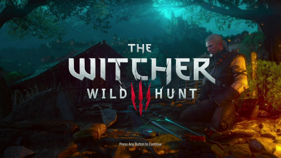 Morning is for a cuppa and side quests. Let's explore with your Bi Witcher | NG+ | PS4 Pro