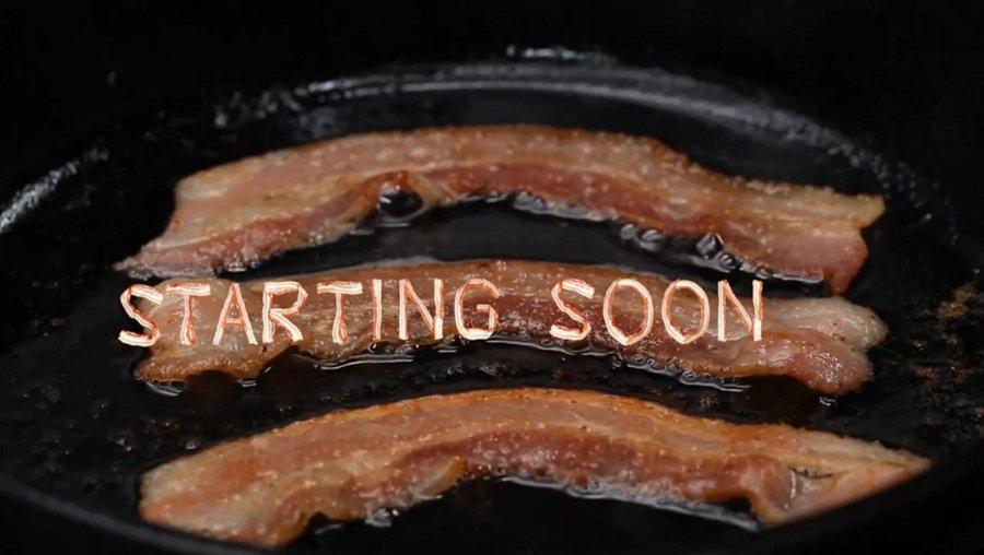 Pancakes Or Waffles?   No Pants allowed   !xera ||  !sfx || !babyshark ||  Twitter @RickLovesBacon