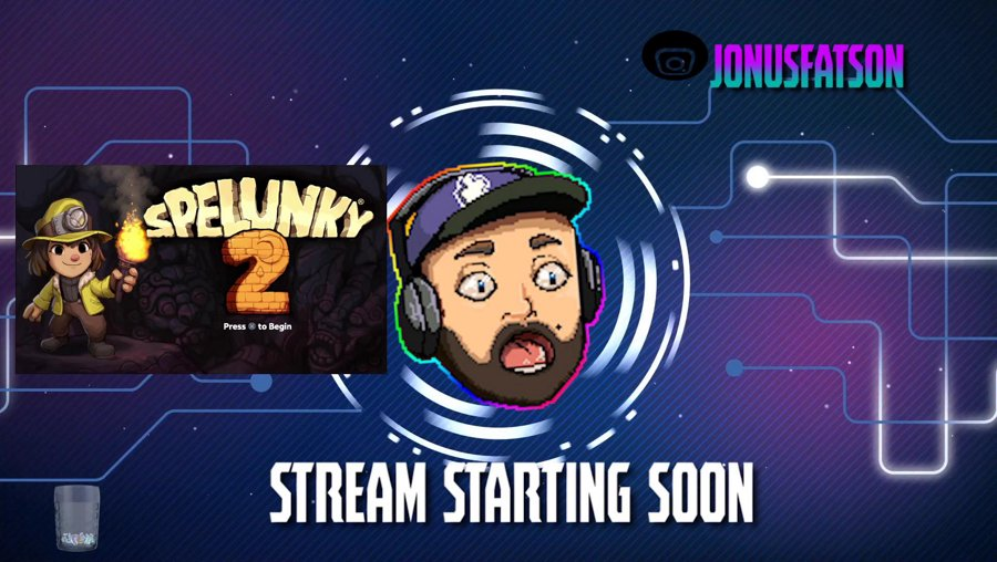 SPELUNKY 2, THE PREQUEL TO SPELUNKY 3D | !gg !discord !jonus