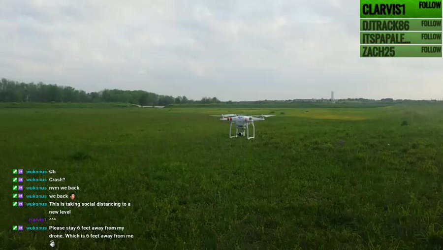 isolation drone session