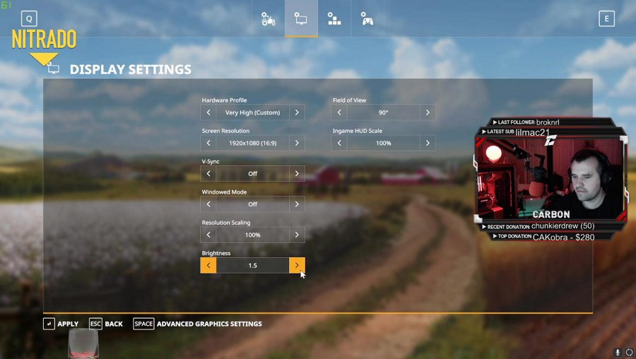 {ENG/PC} Pleasant Valley 2019 l New PC/Internet/Keyboard/Headset & New Car! !newpc, !car,