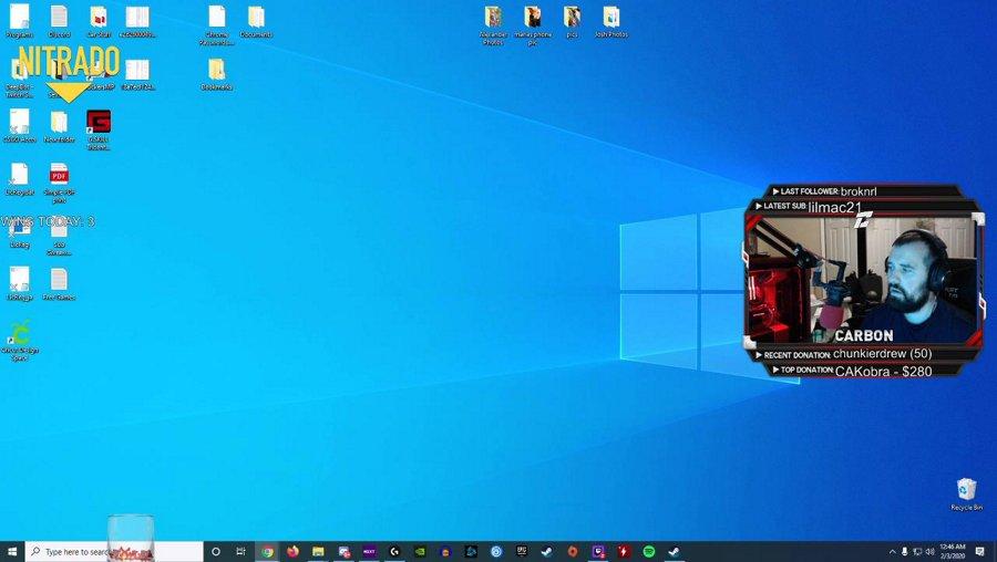 {PC} Old FS Player l New PC/Internet/Keyboard/Headset & New Car! !newpc, !car,
