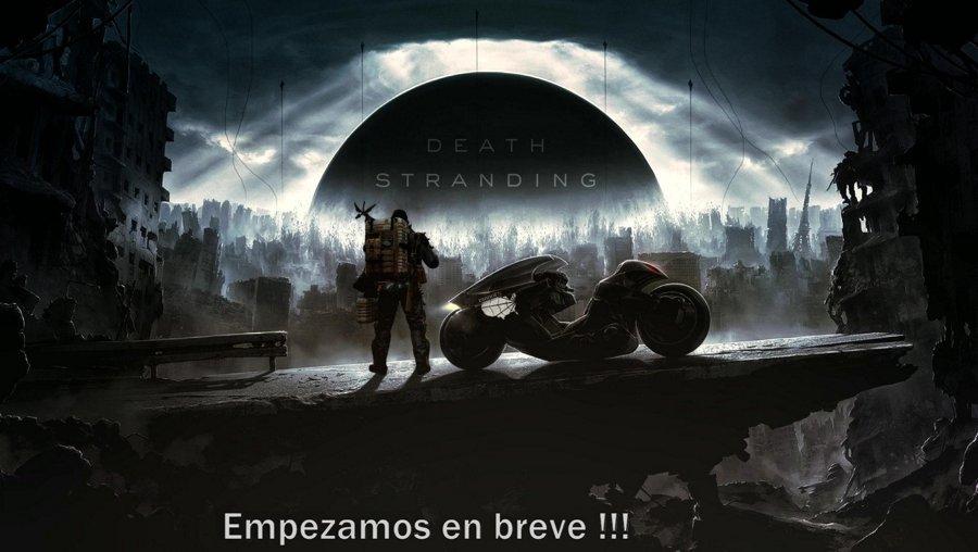 PLATINANDO DEATH STRANDING / YA FALTA POCO