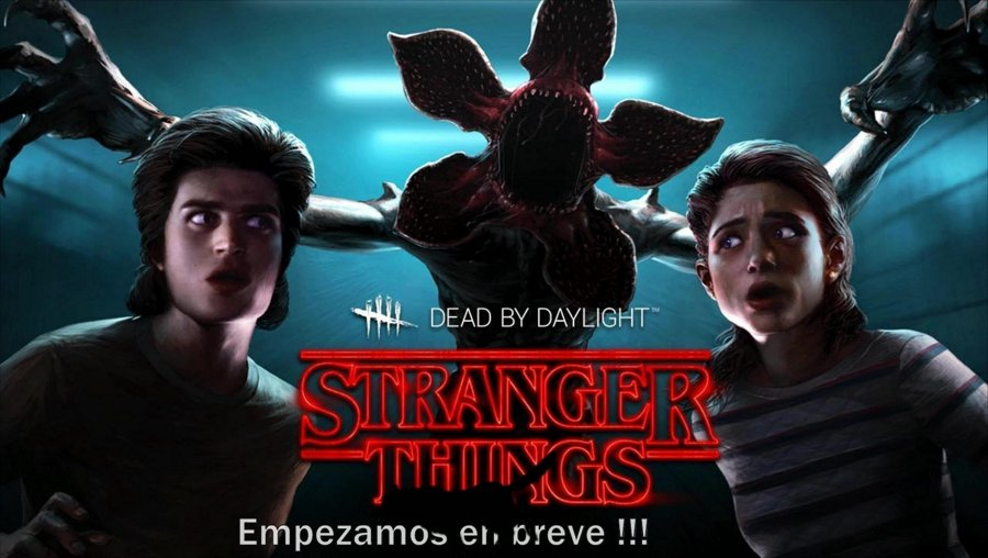 UN MILLON DE PUNTOS EN EL DEMOGORGON / STRANGER THINGS / DEAD BY DAYLIGHT