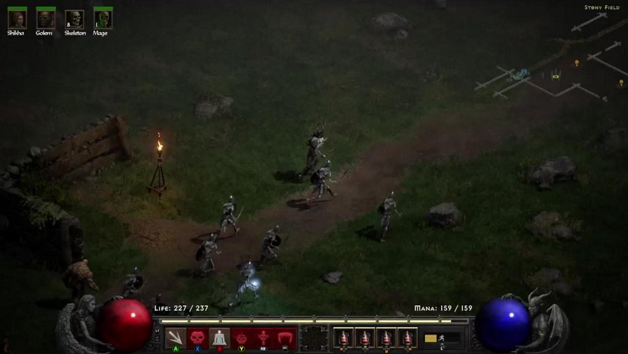 How to Find The Forgotten Tower Optional Mission Diablo 2 Resurrected full guide walkthrough