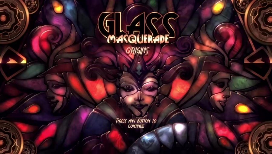 Let's play Glass Masquerade