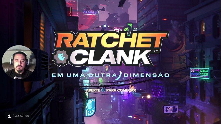 Ratchet & Clank Rift Apart - Conferindo o Game direto do PS5