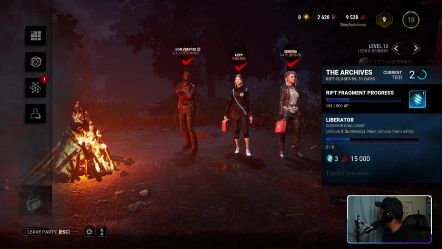 Trying Dead By Daylight!