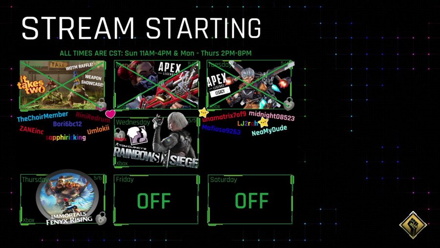 (Xbox) It's the APOCALYPSE?!? - !onyx #BLM #SAH #MaskUp #TheArmory