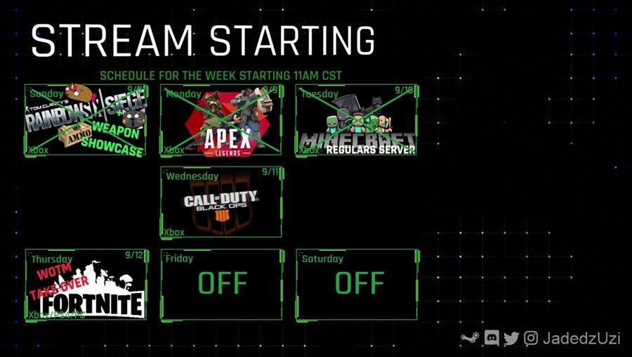 (Xbox) Are you a duty-head? - Twitter @JadedzUzi #TheArmory