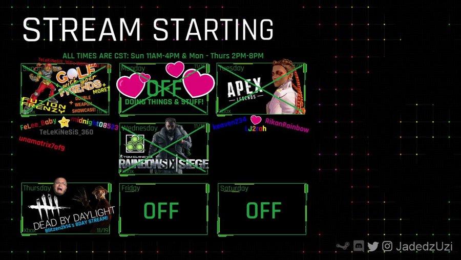 (Xbox) Blitzen's BDAY STREAM !hbd #BLM #TheArmory