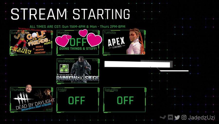 (Xbox) Tele's WOTM TAKE OVER + DOUBLE Weapon Showcase @ 4pm cst #BLM #TheArmory