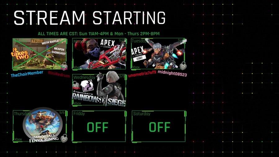(Xbox) BATTLE PASS DONE! Phew! - !onyx #BLM #SAH #MaskUp #TheArmory