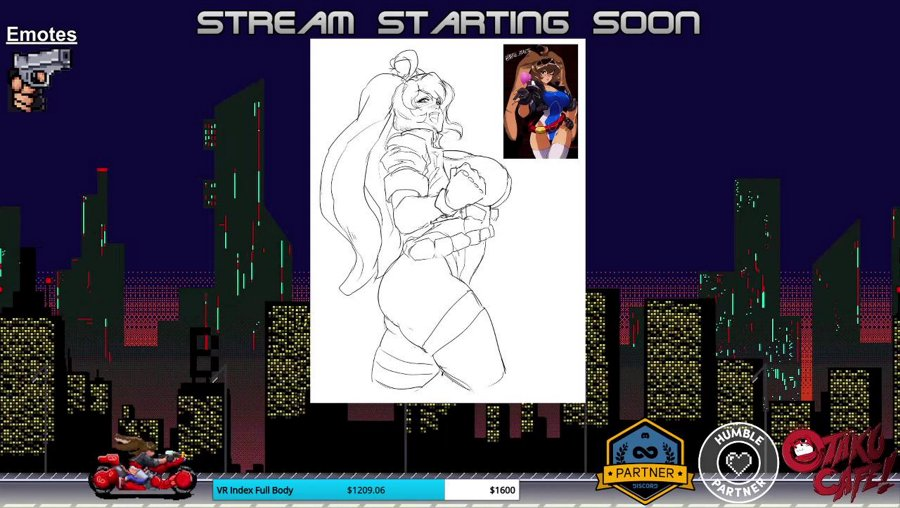 New Update for Streets of Rage Remake - Raising Money for Full Body VR Index