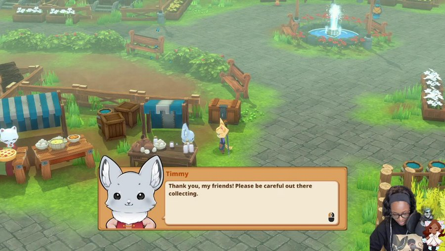 Sneak Peak at Kitaria Fables! Thanks PQube for the Code! <3