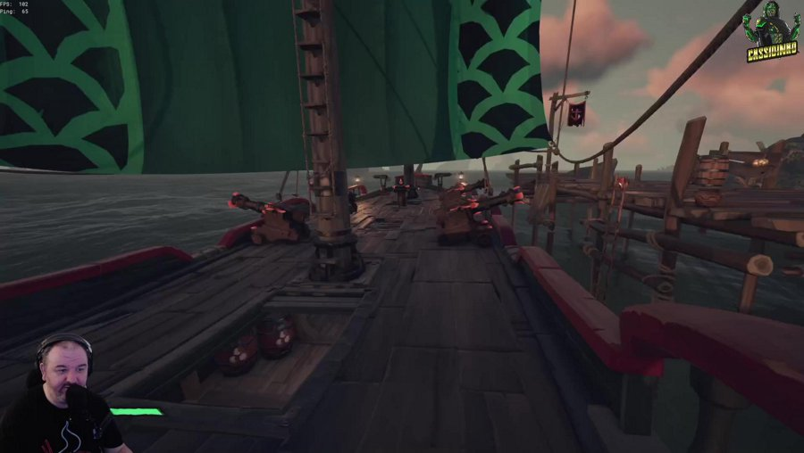 [PC] Sailing with My Crew!! #TRWfam