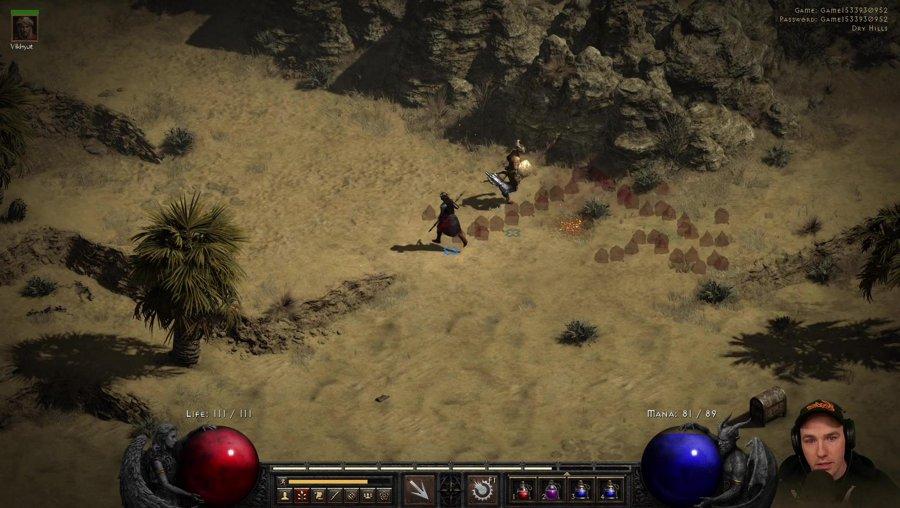 Diablo 2 Resurrected (PC)   Building the MF Sorc!