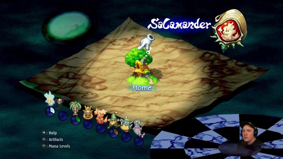Legend of Mana (PC)