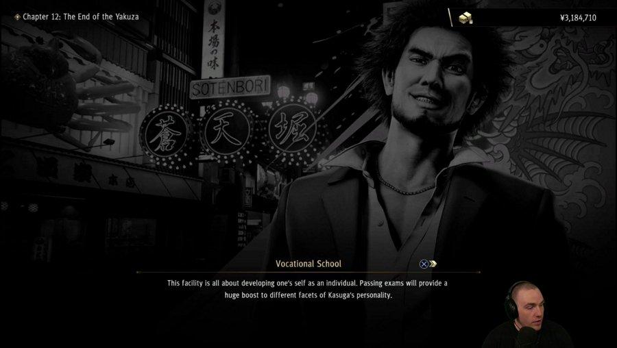 Yakuza: Like a Dragon (PC) Day 9