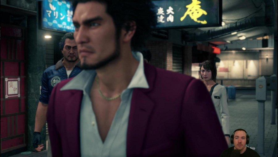 Yakuza: Like a Dragon (PC) Day 5