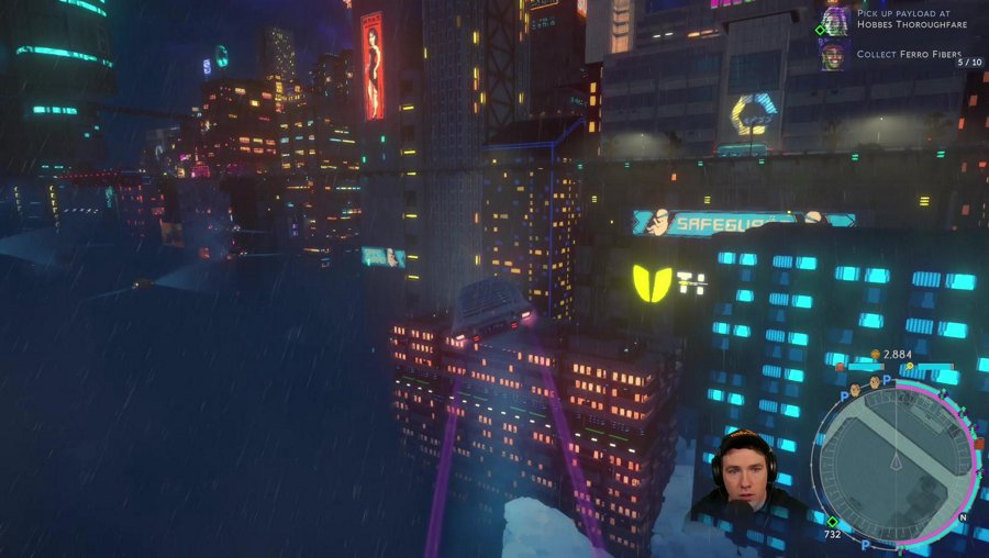 City of Ghosts [Cloudpunk DLC] (PC) !baby !discord !youtube