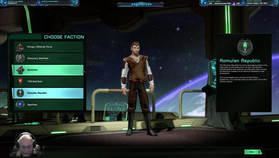 I feel the need to be Romulan!