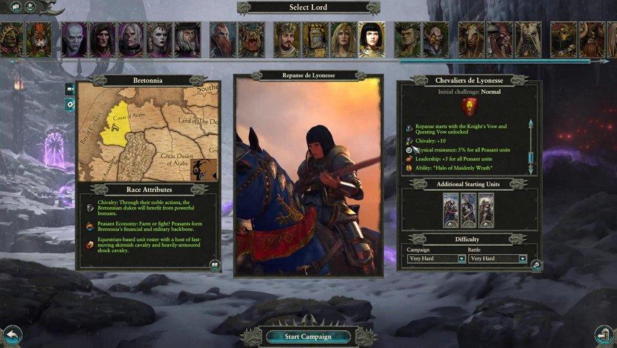 Shadow & Blade DLC - Repanse de Lyonesse - Absolutely Massive Unit