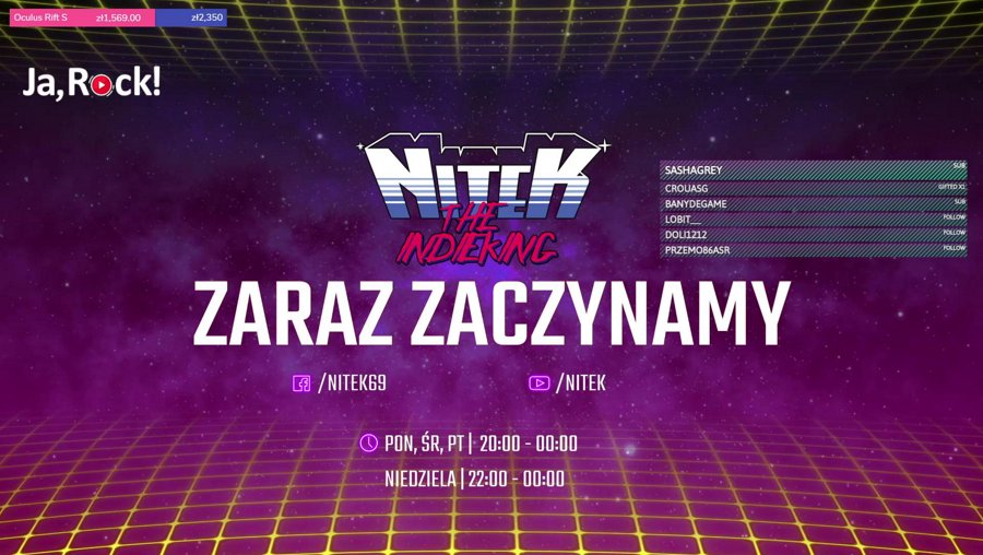 Godzinne interludium, o 21:00 PUBG z Rockiem, Grabą i HSem || !discord !fb !archiwum #ŁATWO