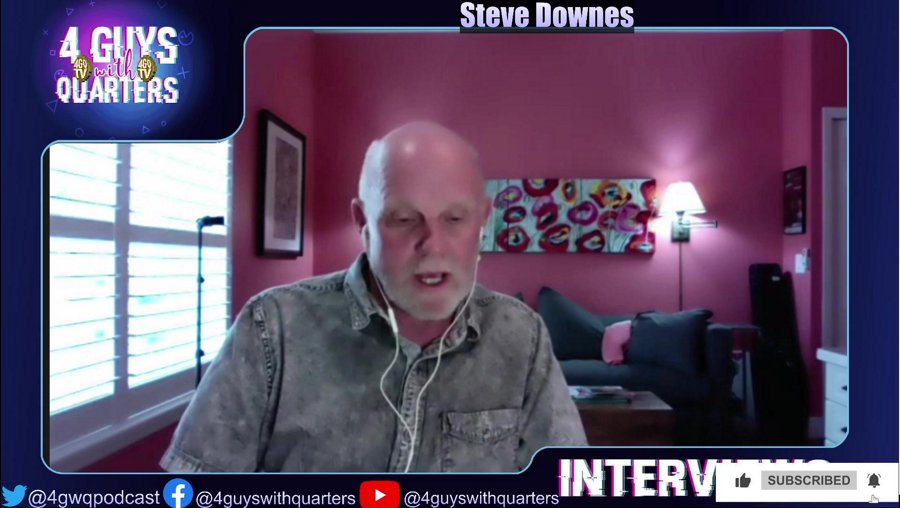 Interview with Steve Downes voice of Master Chief
