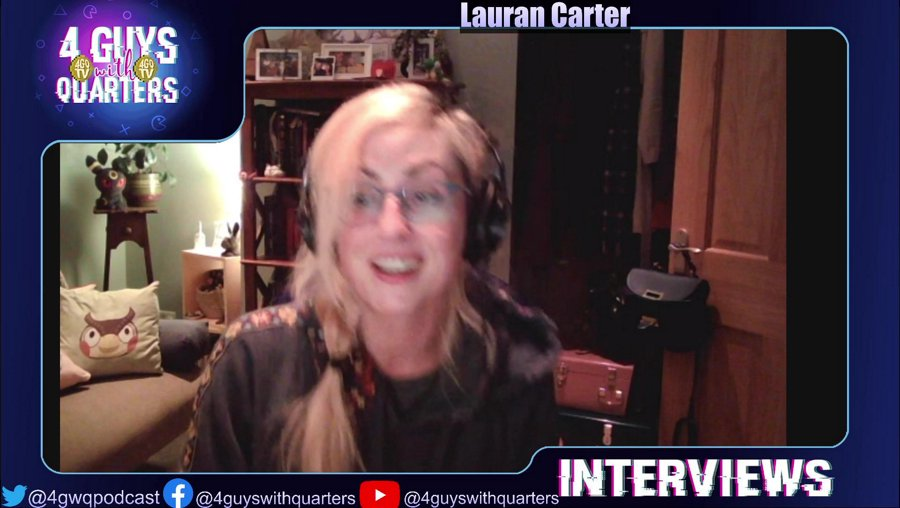 Interview with Lauran Carter Super Cool Comms