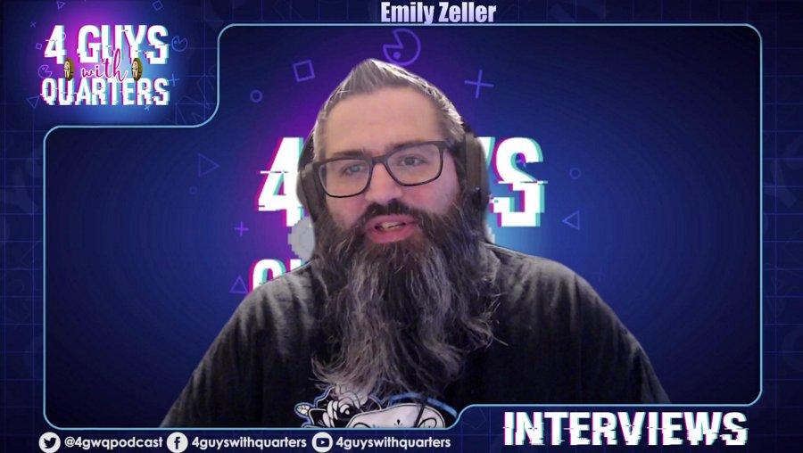 Interview Emily Zeller Voice of Panam Cyberpunk 2077