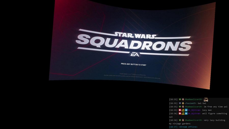SW squadrons, a bit of an experiment with BR