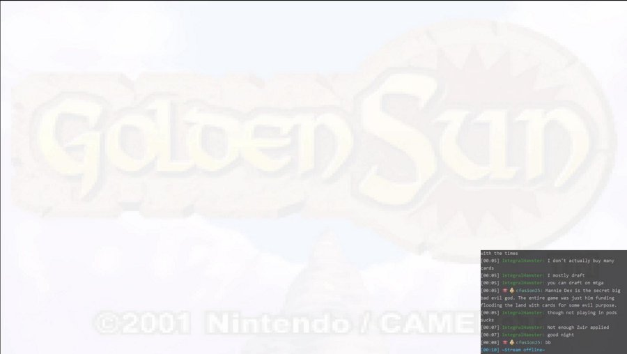 Patreon: Golden Sun and Ace Attorney