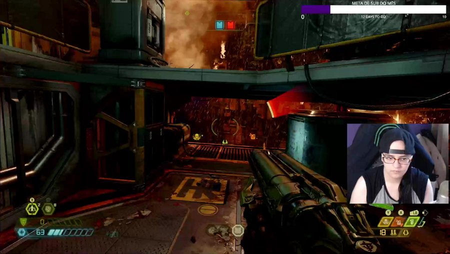 Doom Eternal DLC no Series X #AcademiaXbox