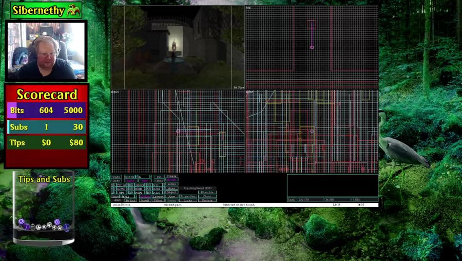 Thief 2 FM | Wicked Webs We Weave, only it has some crazy settings #MatureStream