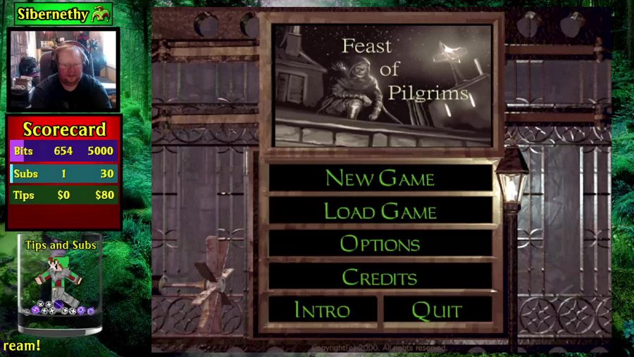 Taffing around in Thief 2 fan missions | #MatureStream !streamloots