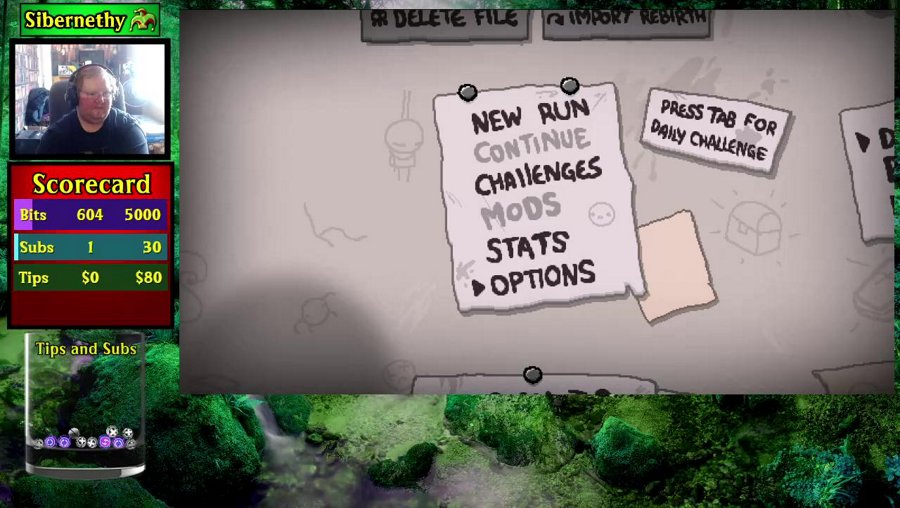 Binding of Isaac: Repentance has been released! I'm starting over completely from scratch! #MatureStream