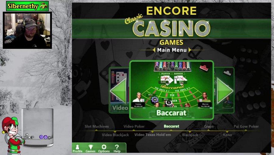 (Steam version) Encore's Classic Casino Games #MatureStream