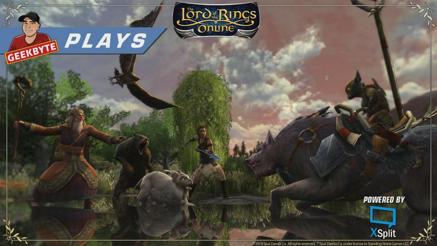 LOTRO  // Full HD // 60 FPS // Epic Book Quests