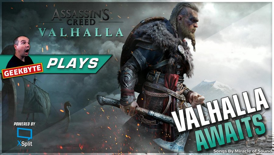 AC: Valhalla // Viking's - What More Do You Need? // 1080P