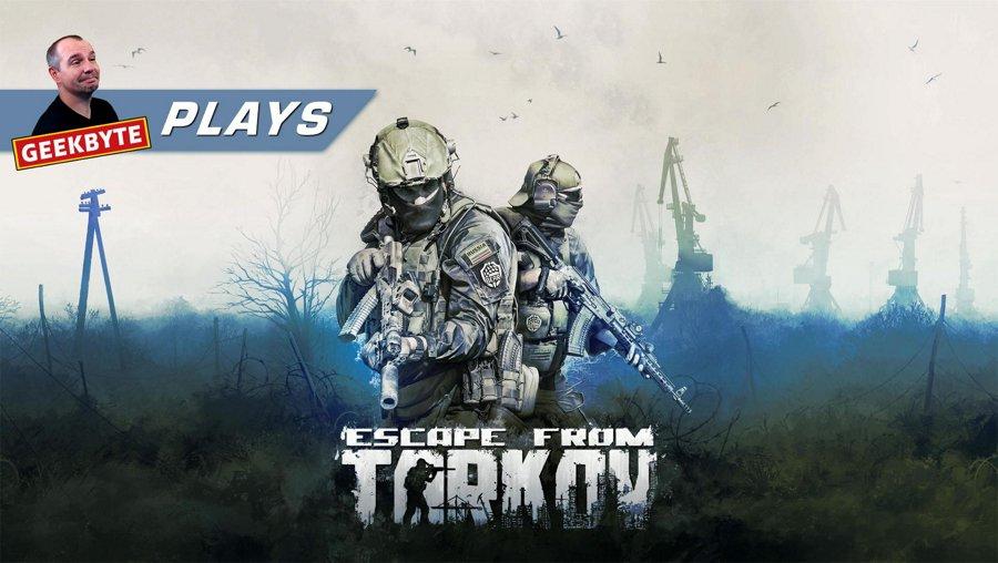 Escape from Tarkov // Brutal Death // 1080P